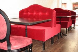 SKa France - banquette napol�on - Banquette De Restaurant