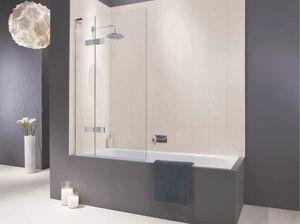 Matki - eauzone plus hinged bath screens - Pare Douche
