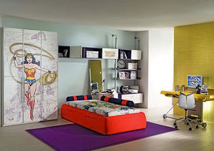 Cia International - wonder town - Chambre Junior 11 14 Ans