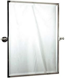Volevatch - miroir bistrot rectangulaire - Miroir De Salle De Bains