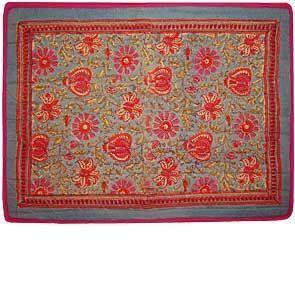 Chandni Chowk - placemats & napkins - Set De Table