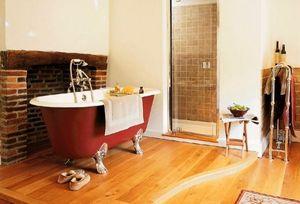 Bath Shield - antique bath customers baths - Baignoire Sur Pieds