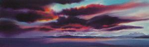 Art From Scotland - highland symphony - Dessin À L'encre