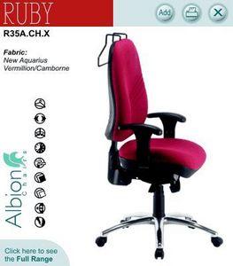 Albion Chairs - ruby - Fauteuil De Bureau