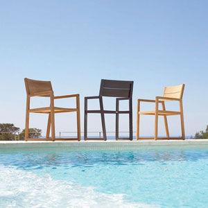 Gabbertas Studio - axis - Chaise De Terrasse