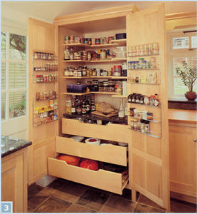 Simon Taylor Furniture -  - Armoire De Cuisine