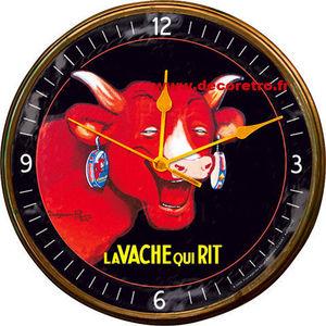 Decoretro.fr -  - Horloge De Cuisine