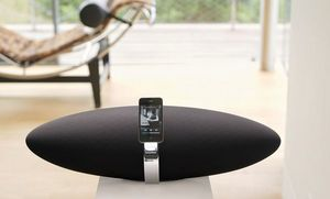Bowers & Wilkins - zeppelin air - Enceinte Station D'accueil