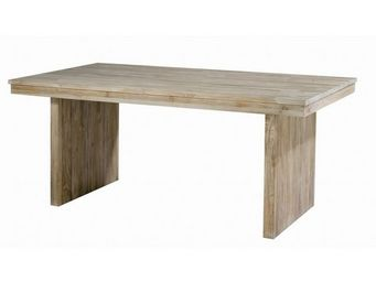 MEUBLES ZAGO - table repas 180 cm avec allonge origin - Table Bureau