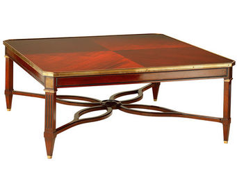 Taillardat - victor carre - Table Basse Carrée
