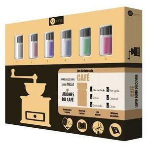 ARSENS - coffret jeu des senteurs aromes du cafe - Coffret De Jeux
