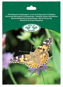 BEST FOR BIRDS - mélange de graines fleuries attractives des papil - Livre De Jardin