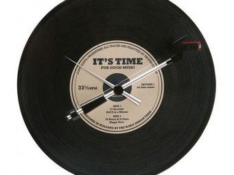 Karlsson Clocks - karlsson - horloge spinning record oldies - karlss - Horloge Murale