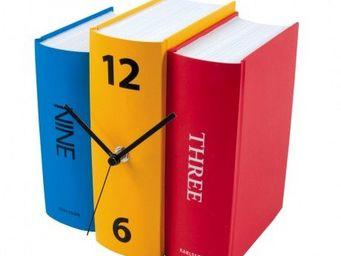 Karlsson Clocks - karlsson - horloge book - karlsson - - Réveil Matin