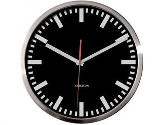 Karlsson Clocks - karlsson - horloge station - karlsson - - Horloge Murale