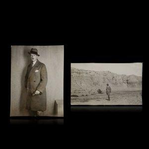 Expertissim - bedel maurice (1883-1954). deux photographies par  - Photographie