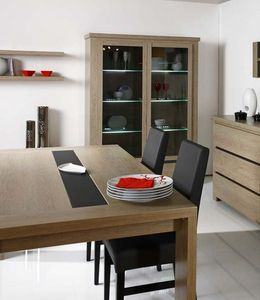 Habitat Et Jardin - milmo - Table De Repas Rectangulaire