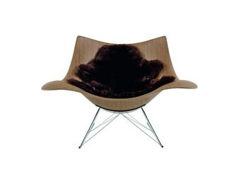 Fredericia - stingray ch�ne - Rocking Chair
