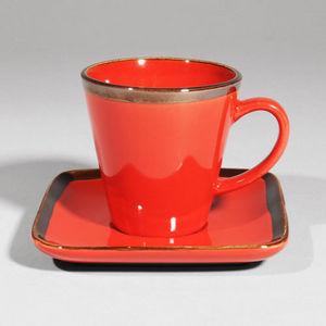 Maisons du monde - tasse à café allure rouge - Tasse À Café