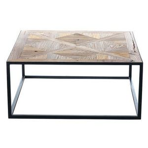 MAISONS DU MONDE - table basse louison - Table Basse Rectangulaire