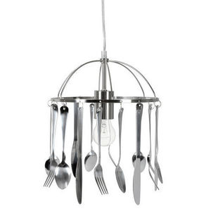 Maisons du monde - suspension couverts kitchen - Suspension