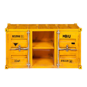 Maisons du monde - meuble tv carlingue - Meuble Tv Hi Fi