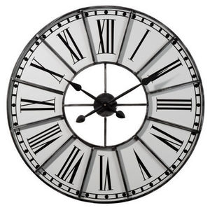 Maisons du monde - horloge cambronne - Horloge Murale