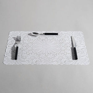 Maisons du monde - set de table séville blanc - Set De Table