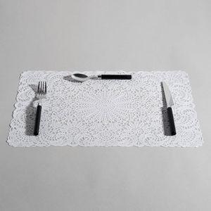 Maisons du monde - set de table s�ville blanc - Set De Table