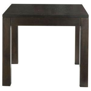 MAISONS DU MONDE - table à dîner 90 cm bengali - Table De Repas Carrée