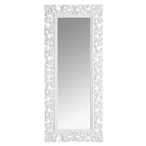 Maisons du monde - miroir rivoli blanc 80x190 - Miroir