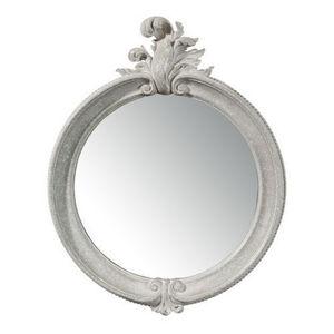 Maisons du monde - miroir cécile gris - Miroir