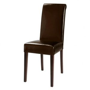 MAISONS DU MONDE - chaise marron boston - Chaise