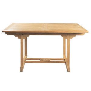 MAISONS DU MONDE - table à dîner oléron - Table De Repas Rectangulaire