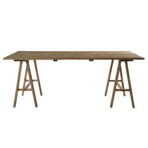 Maisons du monde - table � d�ner key west - Table De Repas Rectangulaire