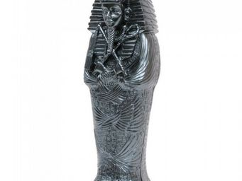 Manta Design - bo�te � bijoux silver sarcophage - Coffret � Bijoux