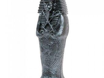 Manta Design - boîte à bijoux silver sarcophage - Coffret À Bijoux