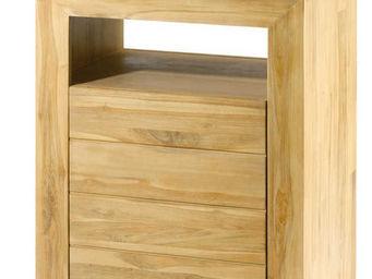 ZAGO - meuble sdb en teck - Meuble De Salle De Bains