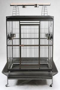 ZOLUX - cage pour perroquet cacatoes 123x103x195 - Cage À Oiseaux