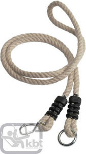 Kbt - rallonge de corde en chanvre synthétique 1,10m à 1 - Agrès