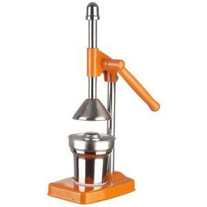 La Chaise Longue - presse agrumes mécanique orange titan 12x18x36cm - Presse Agrumes