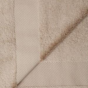 Cosyforyou - serviette coton égyptien café - Serviette De Toilette