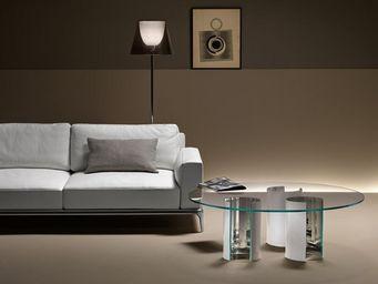 Fiam - luxor tavolino - Table Basse Forme Originale