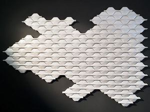 FAUVEL- NORMANDY CERAMICS - wave - Carrelage Mural