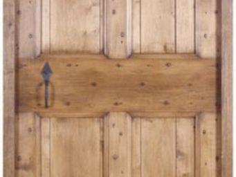 Portes Anciennes - modèle cochonière - Porte De Communication Pleine