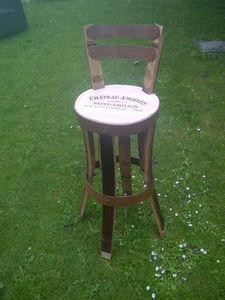 Douelledereve - feuillette - Chaise Haute De Bar