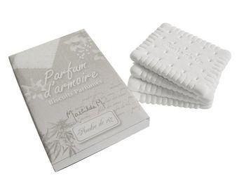 Mathilde M - parfum d'armoire biscuits parfumés, parfum canopé - Parfum D'intérieur