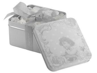 Mathilde M - boîte 9 roses en feuille de savon, parfum rose - Parfum D'intérieur