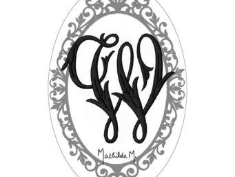 Mathilde M - savon alphabet monogramme w - Savon