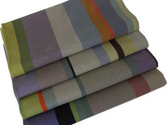 Les Toiles Du Soleil - serviette de table st colombe - Serviette De Table